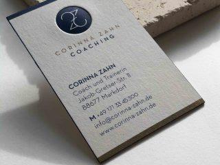 Corinna Zahn Branding