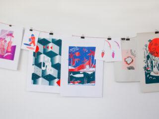 RISOdesign - Form & Farbe